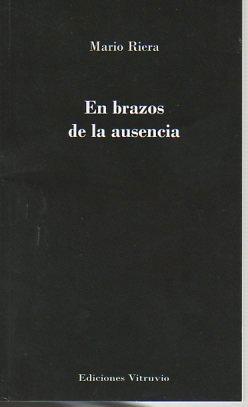 En brazos de la Auscencia (signed): Riera, Mario