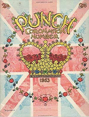 Punch Coronation Number 1953: Punch