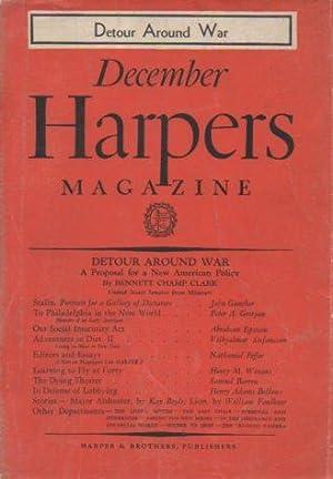 Harpers Magazine, December 1935, No. 1027: Hartman, Lee F. (ed.)