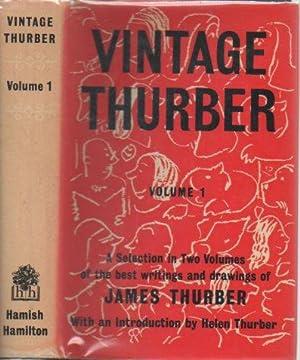 Vintage Thurber, Volume 1: Thurber, James