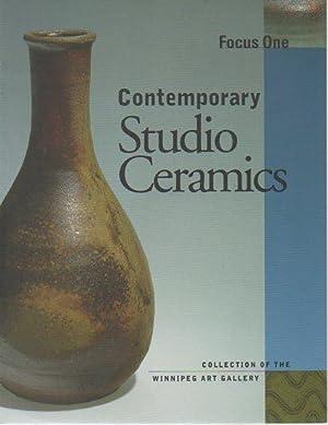 Focus One: Contemporary Studio Ceramics: Winnipeg Art Gallery