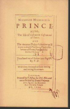 The Prince 1640 (A Scolar Press Facsimile): Machiavelli, Niccolo