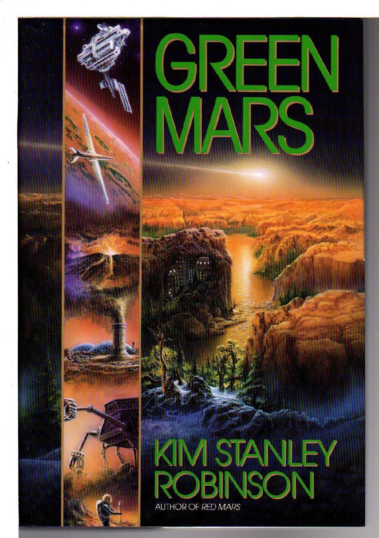 GREEN MARS.: Robinson, Kim Stanley