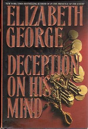 DECEPTION ON HIS MIND.: George, Elizabeth.