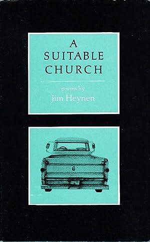 A SUITABLE CHURCH.: Heynen, Jim.