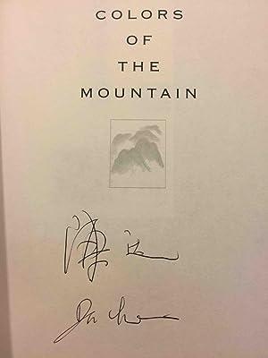 COLORS OF THE MOUNTAIN.: Chen, Da.