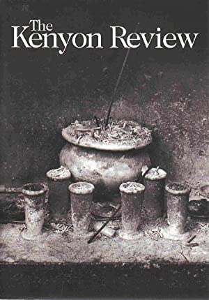 THE KENYON REVIEW: New Series, Volume XXVII: Hirshfield, Jane, signed;