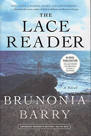 THE LACE READER.: Barry, Brunonia.