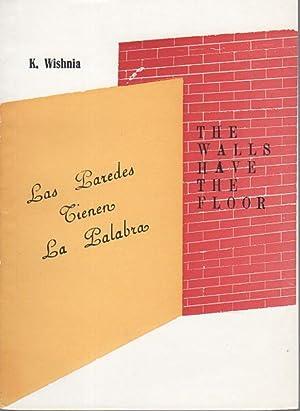 LAS PAREDES TIENEN LA PALABRA y MAXIMUM ATARAXY / THE WALLS HAVE THE FLOOR and ATARAXIA MAXIMA...