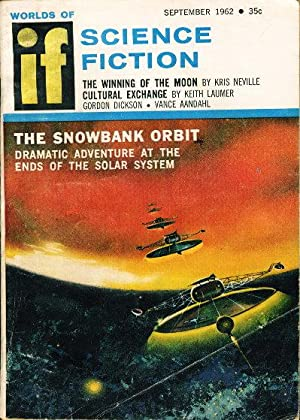 IF: Worlds of Science Fiction, September 1962 (Volume 12, Number 4.)