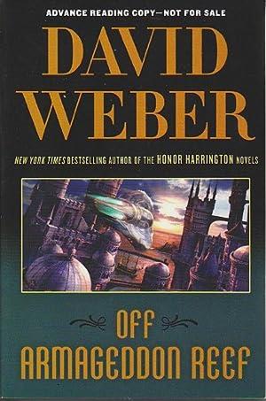 OFF ARMAGEDDON REEF.: Weber, David.
