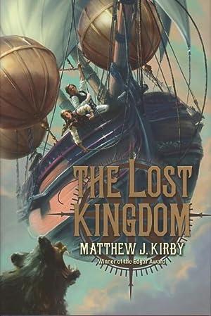THE LOST KINGDOM.: Kirby, Matthew J.