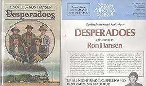 DESPERADOES.: Hansen, Ron.