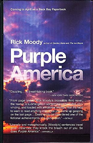 PURPLE AMERICA.: Moody, Rick