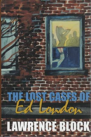 LOST CASES OF ED LONDON with separate pamphlet.: Block, Lawrence.