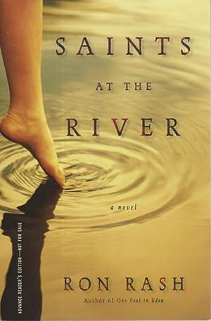SAINTS AT THE RIVER.: Rash, Ron.