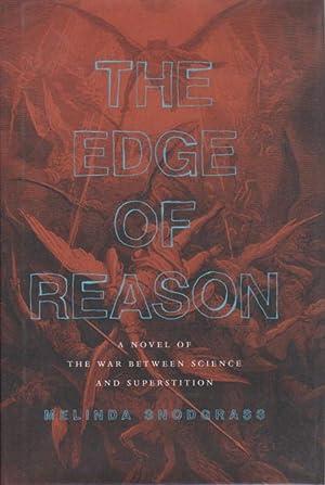 THE EDGE OF REASON.: Snodgrass, Melinda.