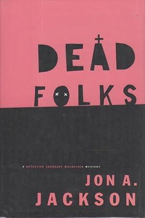 DEAD FOLKS.: Jackson, Jon.