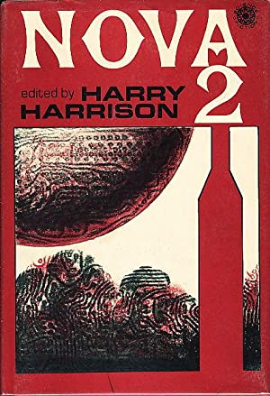 NOVA 2.: Anthology, signed] Harrison, Harry, editor ( Robert Silverberg, signed.)