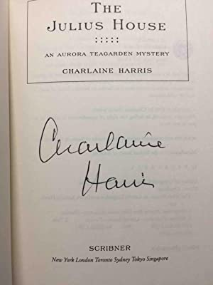 THE JULIUS HOUSE.: Harris, Charlaine.