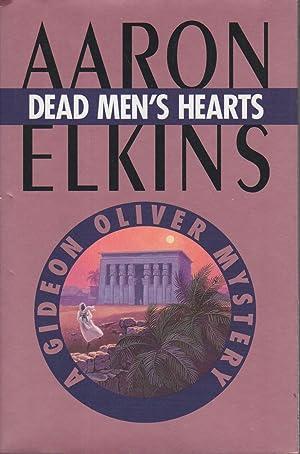 DEAD MEN'S HEARTS.: Elkins, Aaron.