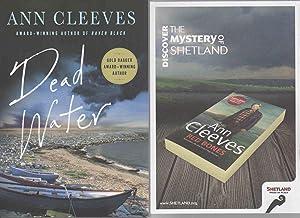 DEAD WATER.: Cleeves, Ann.