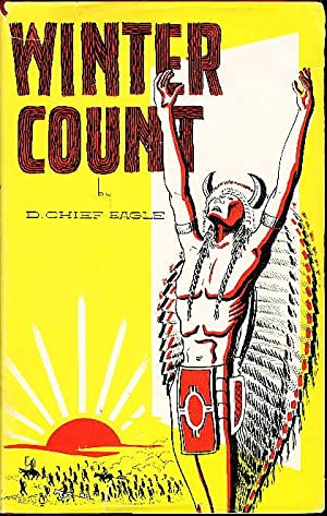 WINTER COUNT.: D. Chief Eagle.
