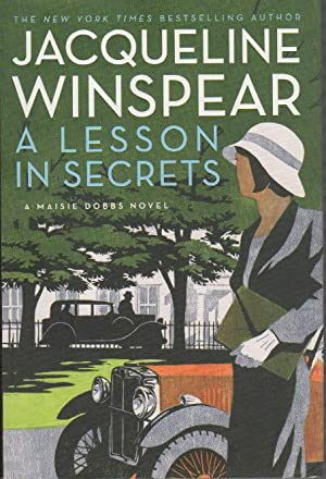 LESSON IN SECRETS.: Winspear, Jacqueline.