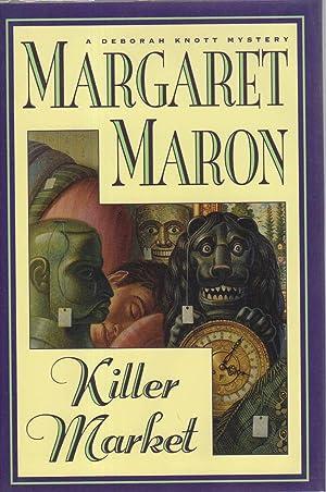 KILLER MARKET: Maron, Margaret