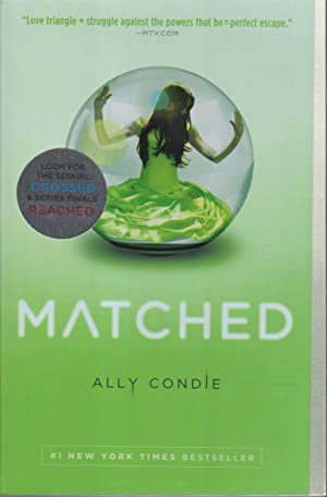 MATCHED.: Condie, Ally.