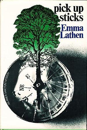 PICK UP STICKS: An Inner Sanctum Mystery.: Lathen, Emma (pseudonym