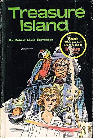 TREASURE ISLAND.: Stevenson, Robert Louis