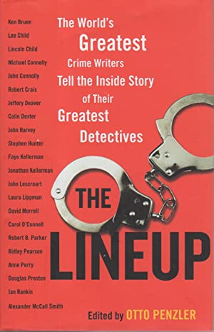 THE LINEUP.: Anthology, signed] Penzler,