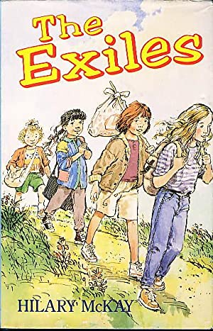 THE EXILES.: McKay, Hilary.
