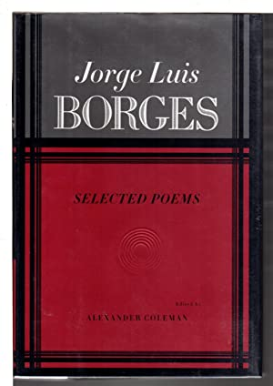 SELECTED POEMS.: Borges, Jorge Luis;