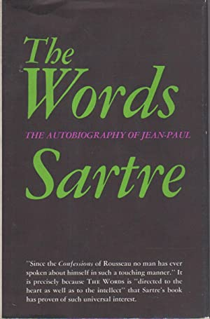 THE WORDS.: Sartre, Jean-Paul.