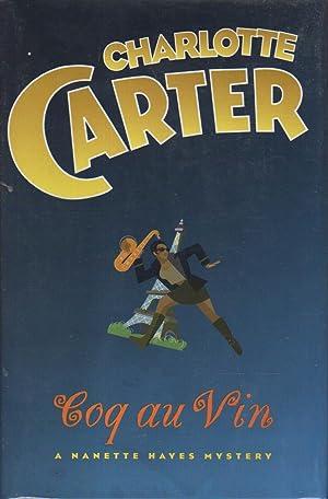 COQ AU VIN.: Carter, Charlotte.