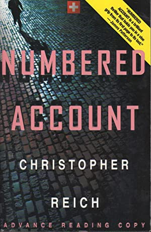 NUMBERED ACCOUNT.: Reich, Christopher.
