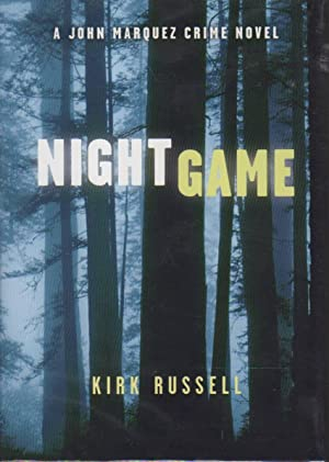 NIGHT GAME.: Russell, Kirk.