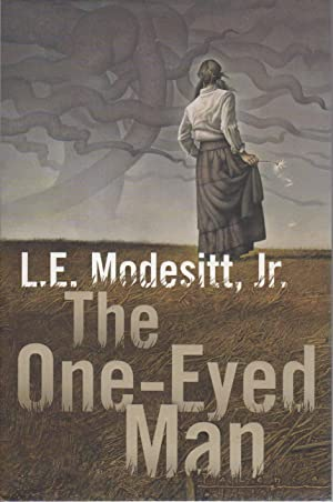 THE ONE-EYED MAN: A Fugue, with Winds and Accompaniment.: Modesitt, L.E., Jr.