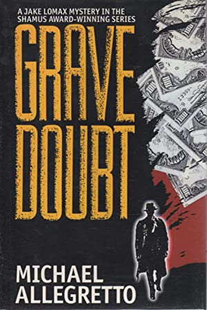 GRAVE DOUBT.: Allegretto, Michael.