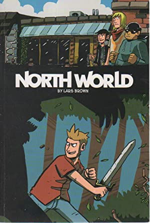 NORTH WORLD: Volume One: The Epic of Conrad.