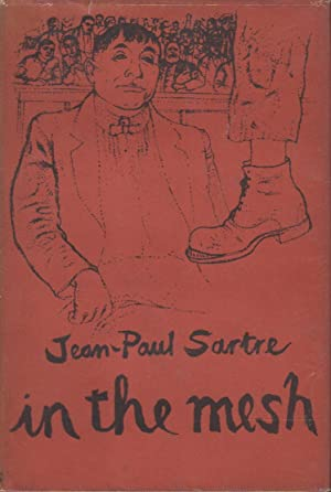 IN THE MESH: A Scenario.: Sartre, Jean-Paul.