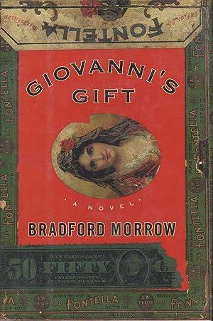GIOVANNI'S GIFT.: Morrow, Bradford