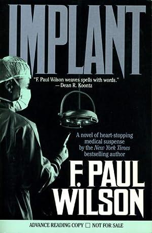 IMPLANT: Wilson, F. Paul