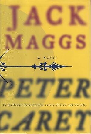 JACK MAGGS.: Carey, Peter.