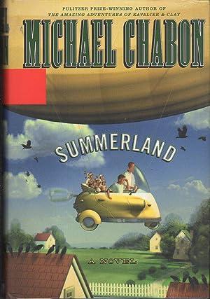 SUMMERLAND.: Chabon, Michael.