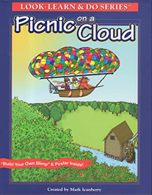 PICNIC ON A CLOUD: Look, Learn and Do Series.: Icanberry, Mark