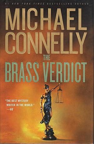 THE BRASS VERDICT.: Connelly Michael.