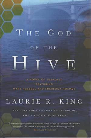 THE GOD OF THE HIVE.: King, Laurie R.